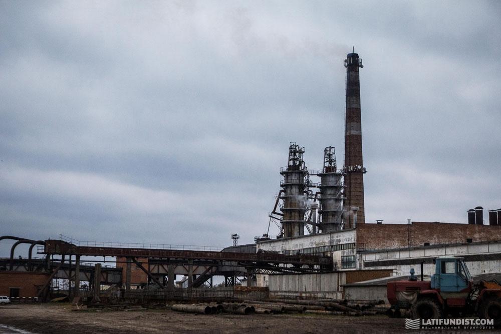 Теофипольский сахарный завод
